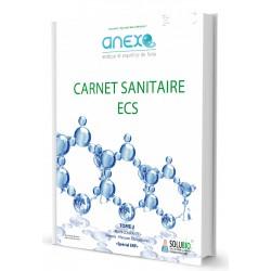 Carnet Sanitaire Légionelles - 4 Réseaux ECS - 2 TOMES