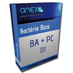 Potabilité Bacterie D1 et Physico-chimie