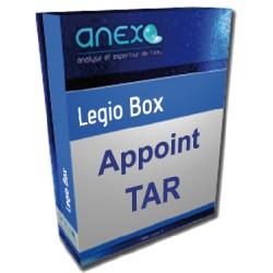 Eau d'appoint TAR - analyse de légionelles