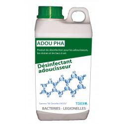 Desinfect'ADOU PHA (désinfection résine adoucisseur)
