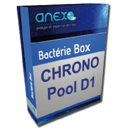 BACTERIE PISCINE/SPA CHRONO Box