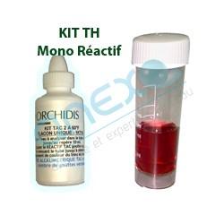 Kit de TAC (Analyse d'alcalinité) Monoreactif 30 ml