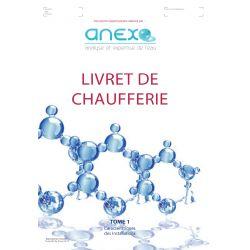 RECHARGE LIVRET DE CHAUFFERIE TOME 1