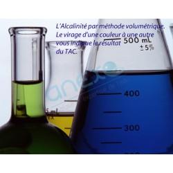 Kit alcalinité TAC Monoréactif