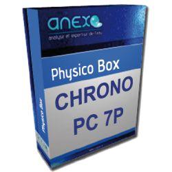 Analyse d'eau PHYSICO CHRONO Box 7P - 7 paramètres