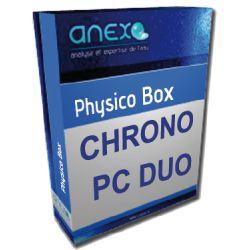 Analyse d'eau PHYSICO DUO CHRONO Box 7 Paramètres