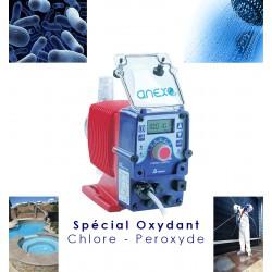EWN-A Pompe doseuse autoamorcante Chlore & Biocides Oxydants - IWAKI