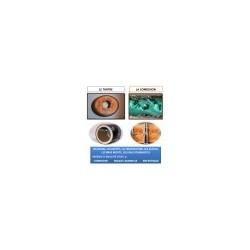 Bandelette  FER (0-0.15-0.3-0.6-1-2-5 mg/l)