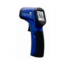 """Thermomètre Compact infrarouge -30/950°C - """"PISTOLET à 13 LASER"""" Suivi T°C ECS Legionelle"""