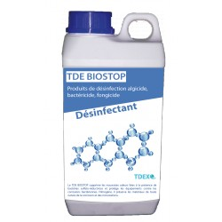 TDE BIOSTOP (Algicide-Fongicide concentré)