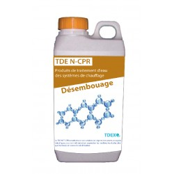 TDE N-CPR (désembouant)