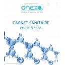 Carnet Sanitaire PISCINE/SPA