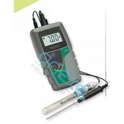 "pHmètre - Température - EK PH5M ""3en1"" + mallette"