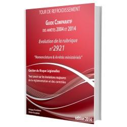 Nouveaux arrêtés n°2921 - Règlementation légionelles 2014  - Guide règlementaire