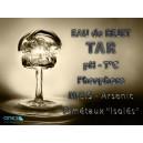 Analyse de Rejet TAR (2921) - Métaux isolés - lourds + Polluants